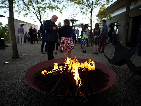 Social Fire Pit