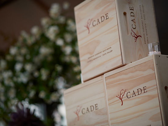 Wine Boxes for Merchandising