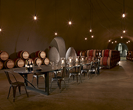 Luxury Wine Cave